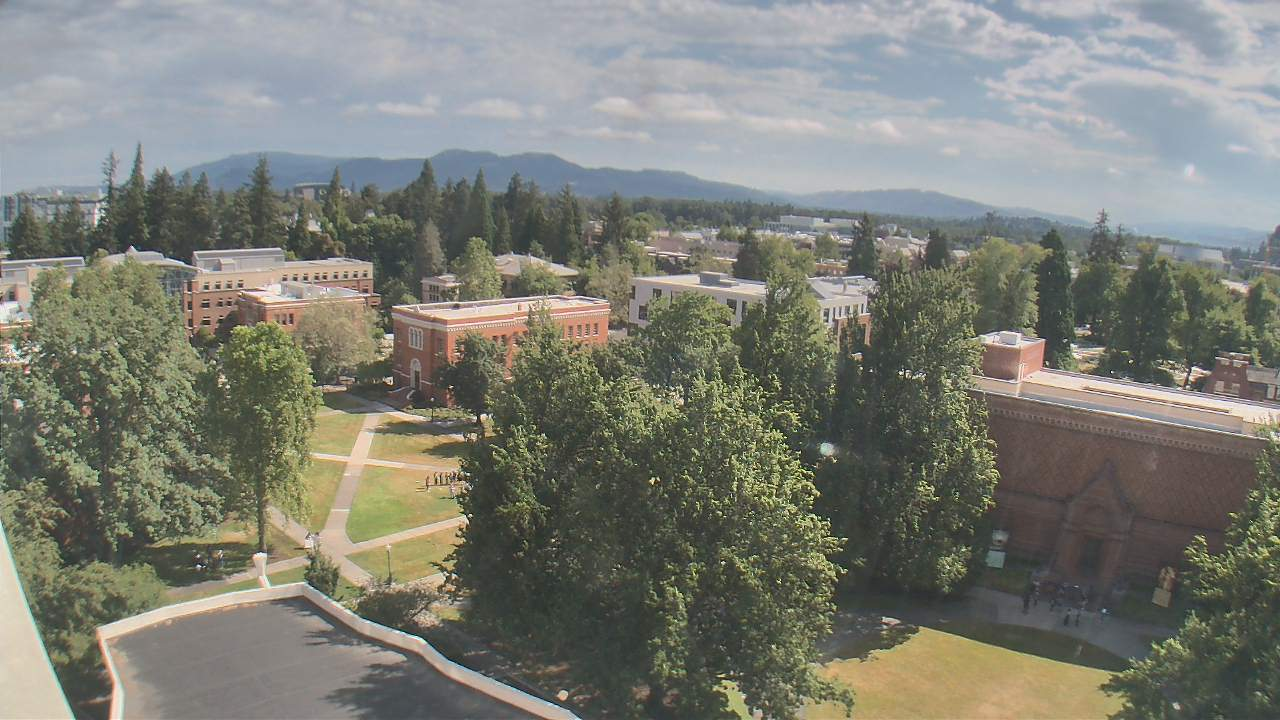 Webcam in Eugene